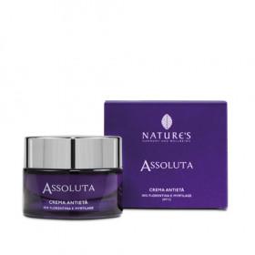 Крем антивозрастной для лица SPF15 Nature's Assoluta, 50 мл...