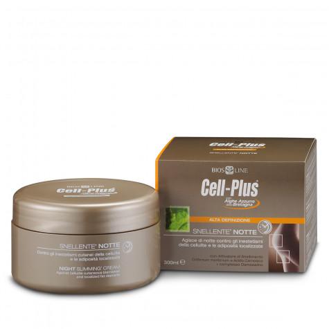 Крем для похудения, ночной уход Cell-Plus HD, 300мл