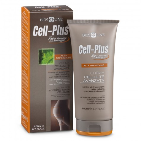 Крем антицеллюлитный при второй и третьей стадии Cell-Plus HD, 200мл