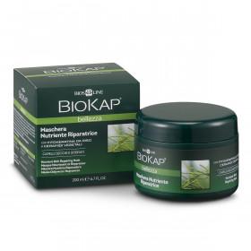 Маска для волос питательная восстанавливающая BioKap, 200мл