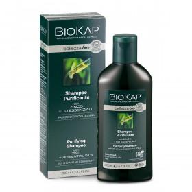 БИО шампунь для волос очищающий BioKap, 200 мл