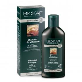 БИО шампунь для волос ультра мягкий BioKap, 200 мл