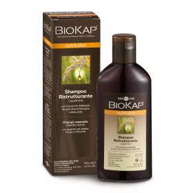Шампунь для окрашенных волос восстанавливающий BioKap, 200мл