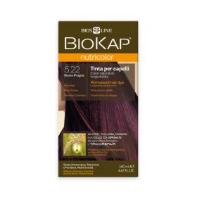 Краска для волос BioKap Nutricolor сливовый насыщенный тон 5.22,...