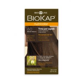 Краска для волос BioKap Nutricolor табачный тон 6.0, 140мл...