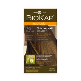 Краска для волос BioKap Nutricolor средне-русый 7.0, 140мл...