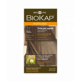 Краска для волос BioKap Nutricolor шведский блондин (пепельный) ...