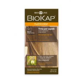 Краска для волос BioKap Nutricolor очень светлый блондин тон 9.0...