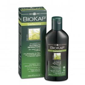 Шампунь для волос питательный восстанавливающий BioKap, 200 мл